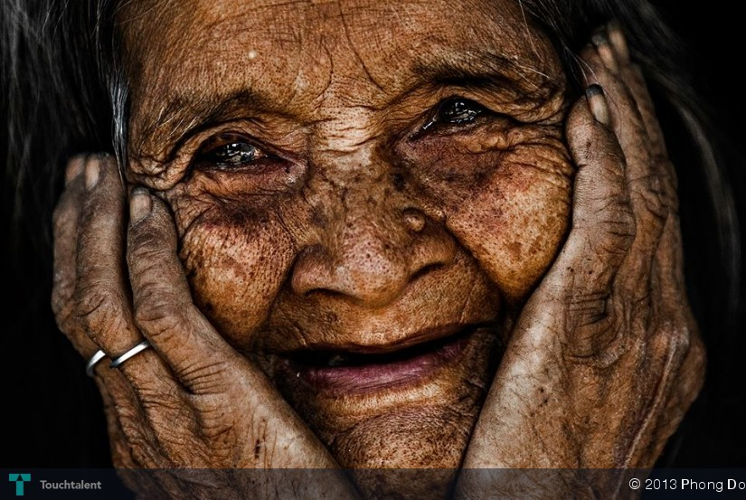 103 Years Old Vietnamese Women - Take By Rehahn in Photography