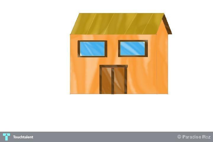 Nepali house model