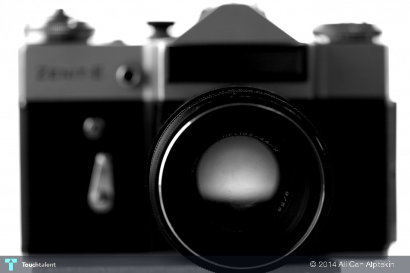 A Camera in Photography