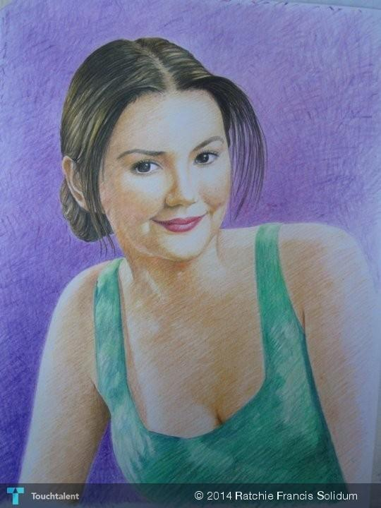 Angelica-Panganiban-In-colorpencil-317544