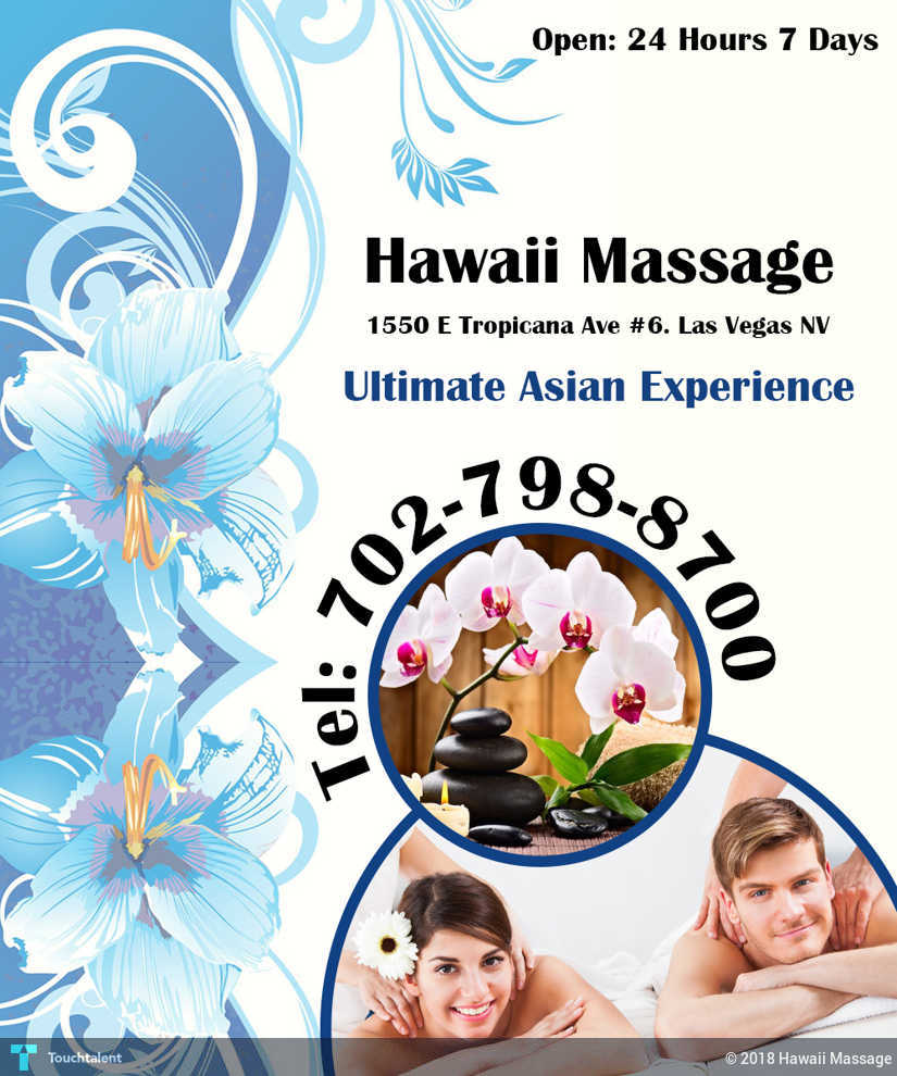 Hawaii massage las vegas