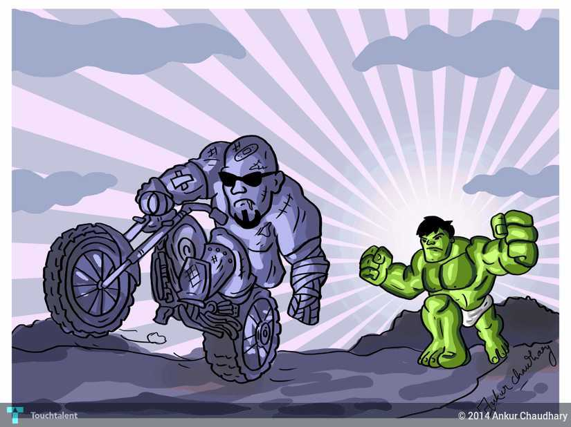 Baby-Hulk-digital-art-335910