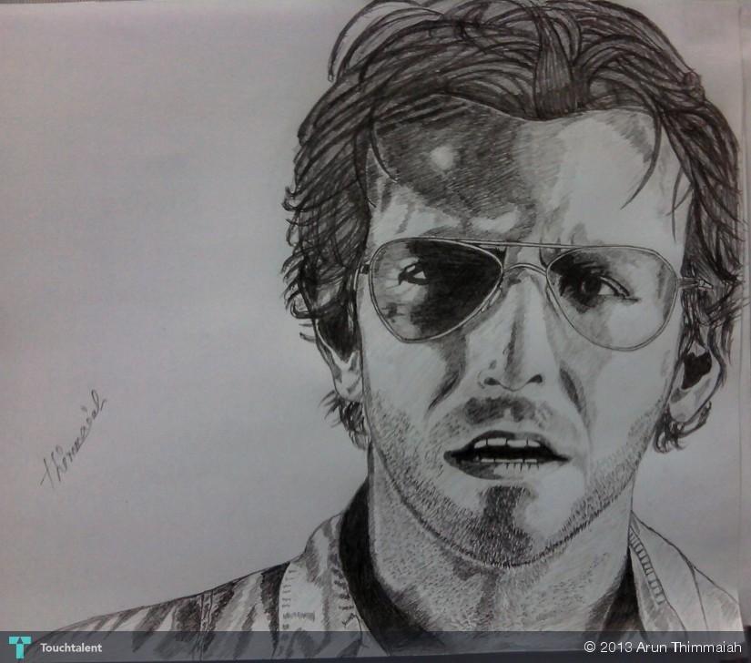 Bradley Cooper - Sketc... Bradley Cooper