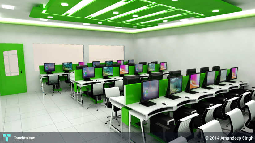 Awesome Computer Lab Design Images - Amazing Ideas - madtalk.net