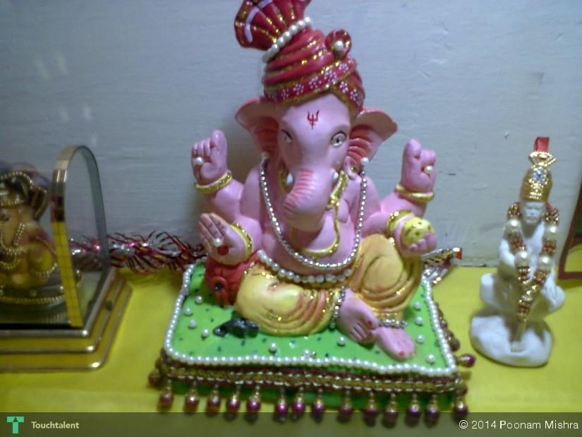 Ganpati Bappa | Touchtalent - For Everything Creative
