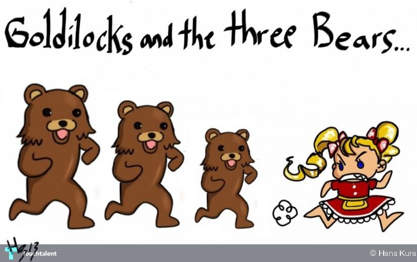 Goldilocks And The Three Bears Pictures