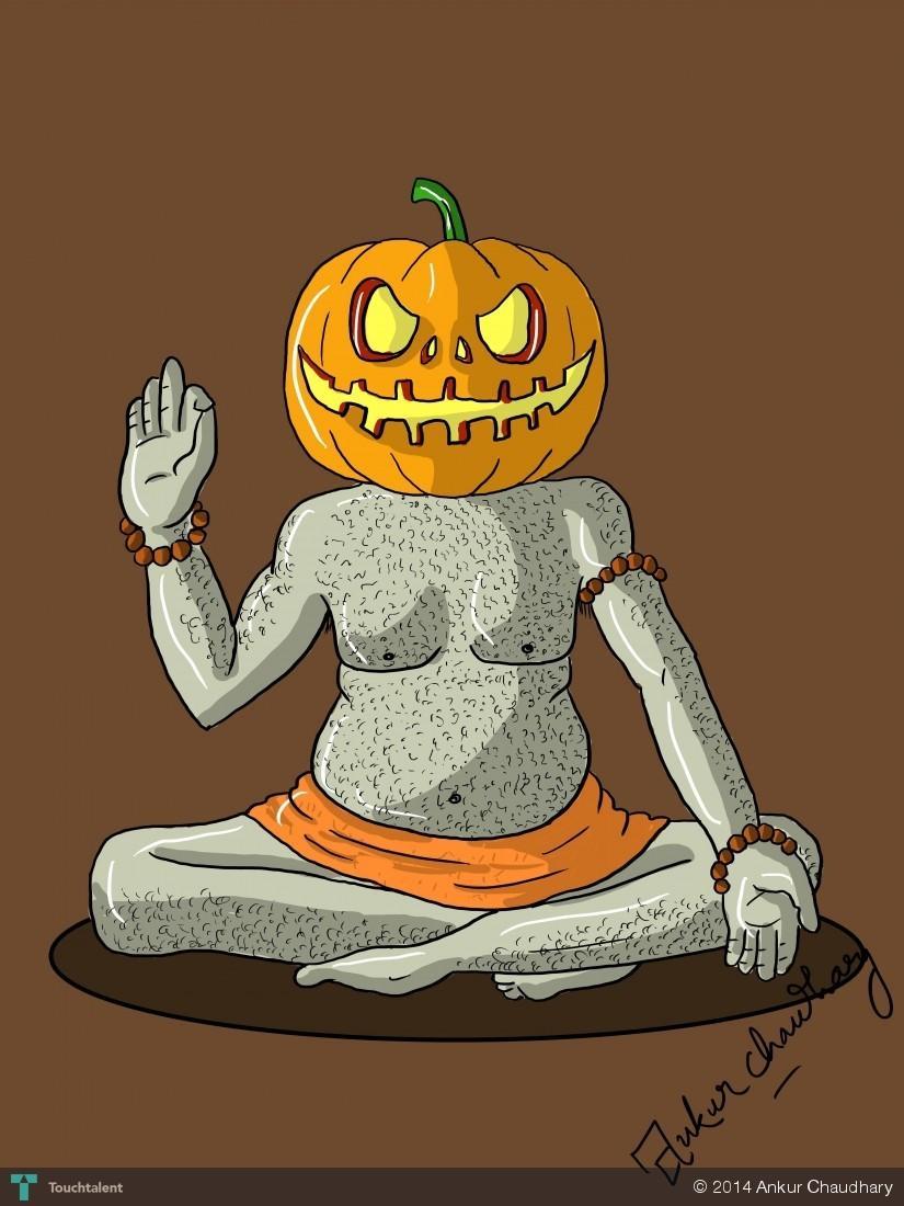 Halloween- Saint Style