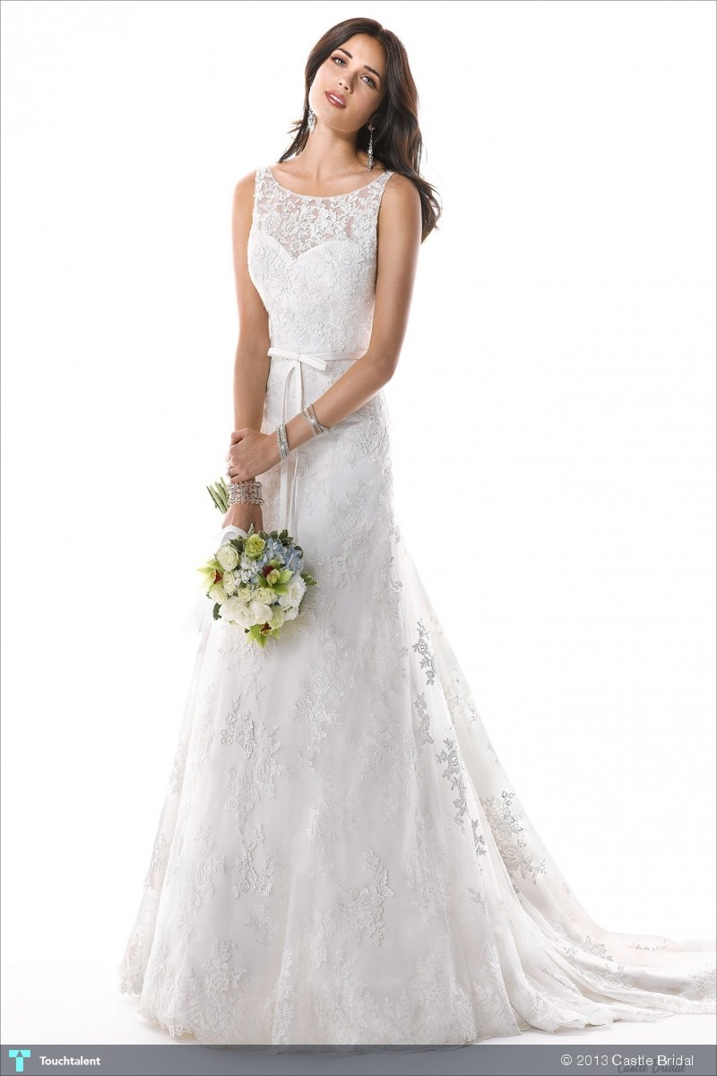 Casual lace wedding dresses wwwpixsharkcom images for Casual lace wedding dress