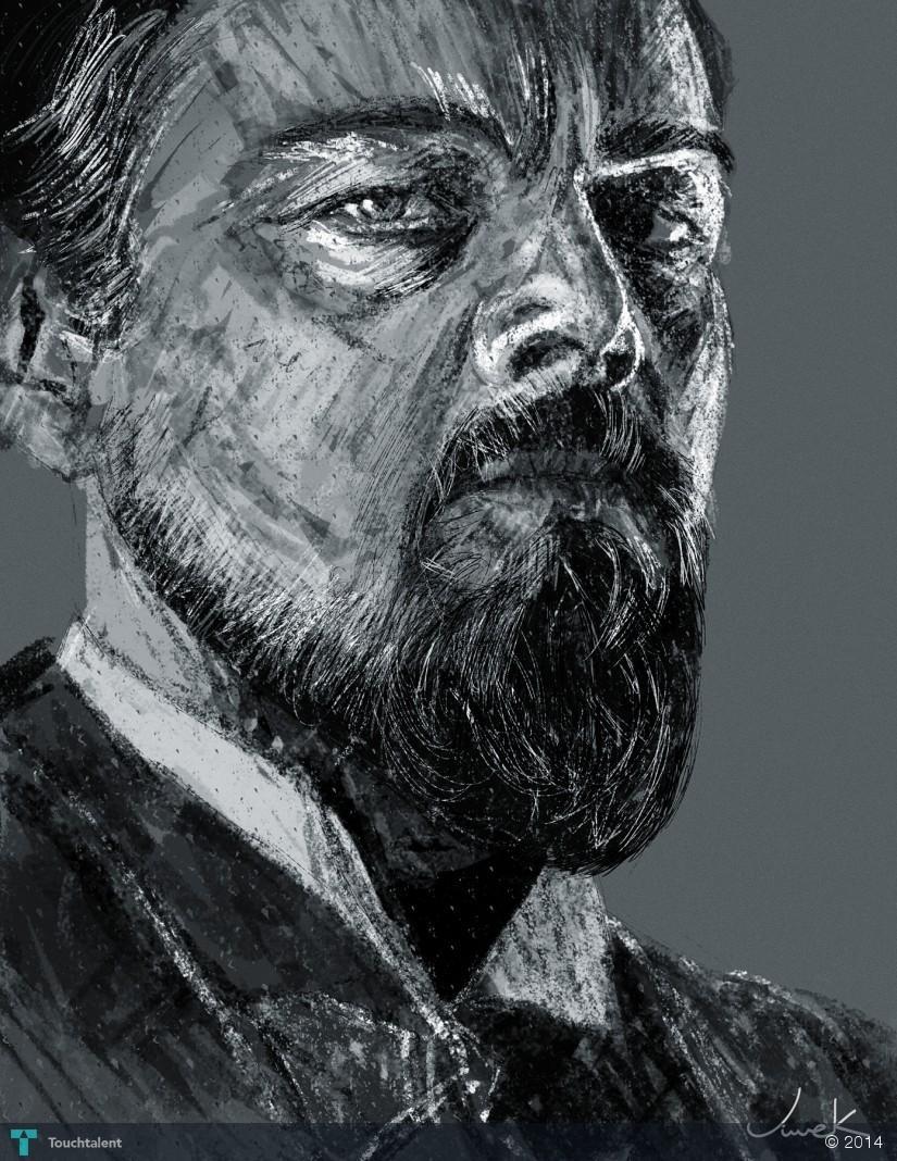 Leonardo-diCaprio-Scribble-271465