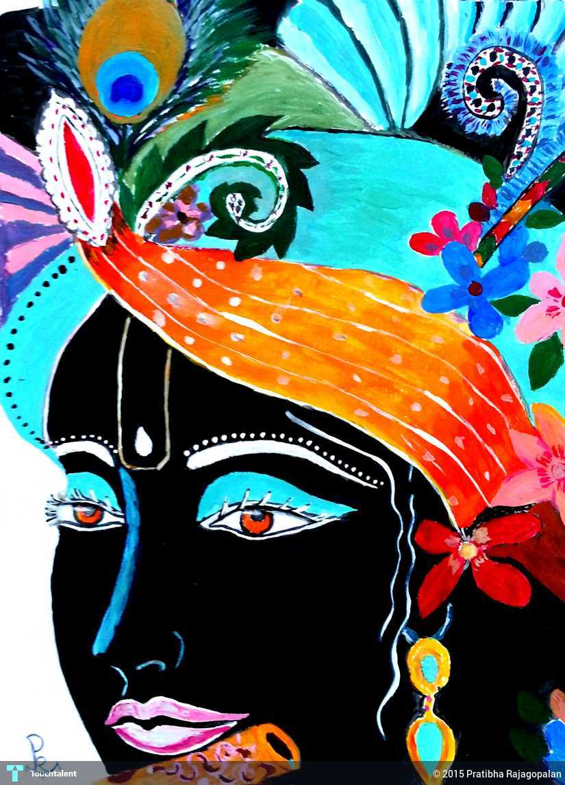 Lord Krishna | Touchtalent - For Everything Creative