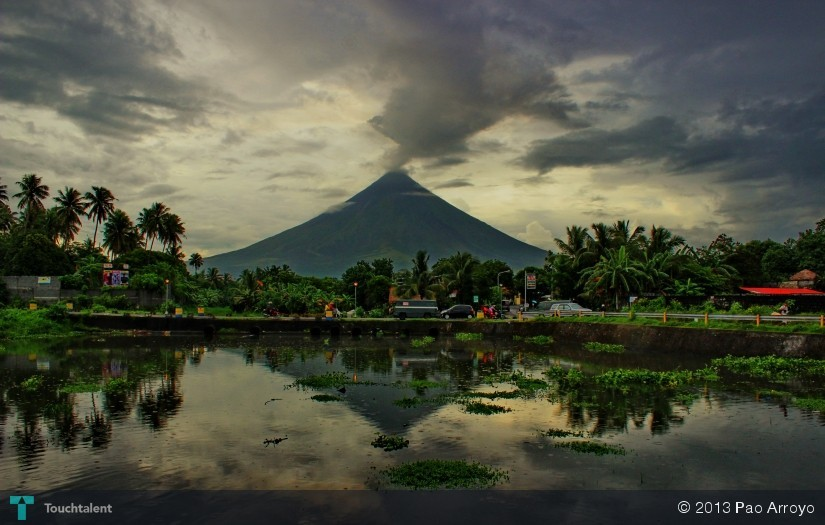 Daraga Philippines  city pictures gallery : Mayong As Seen From Bagtang, Daraga, Albay, Philippines Photography ...