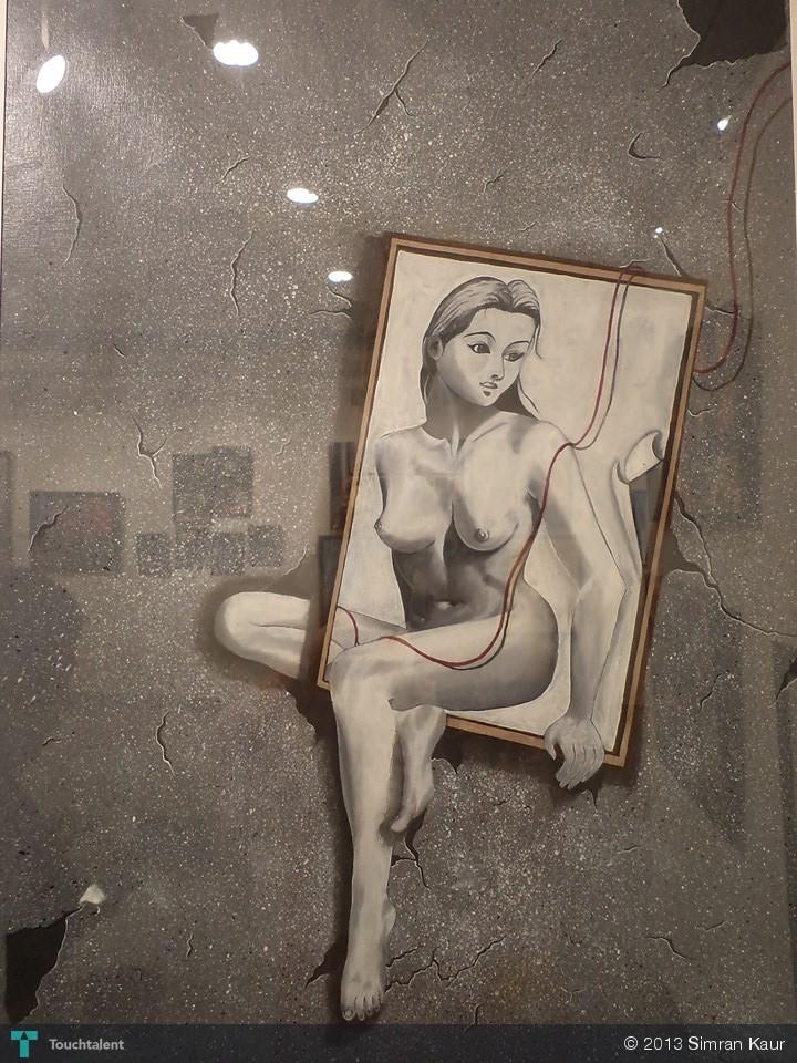 naked and horny kagome