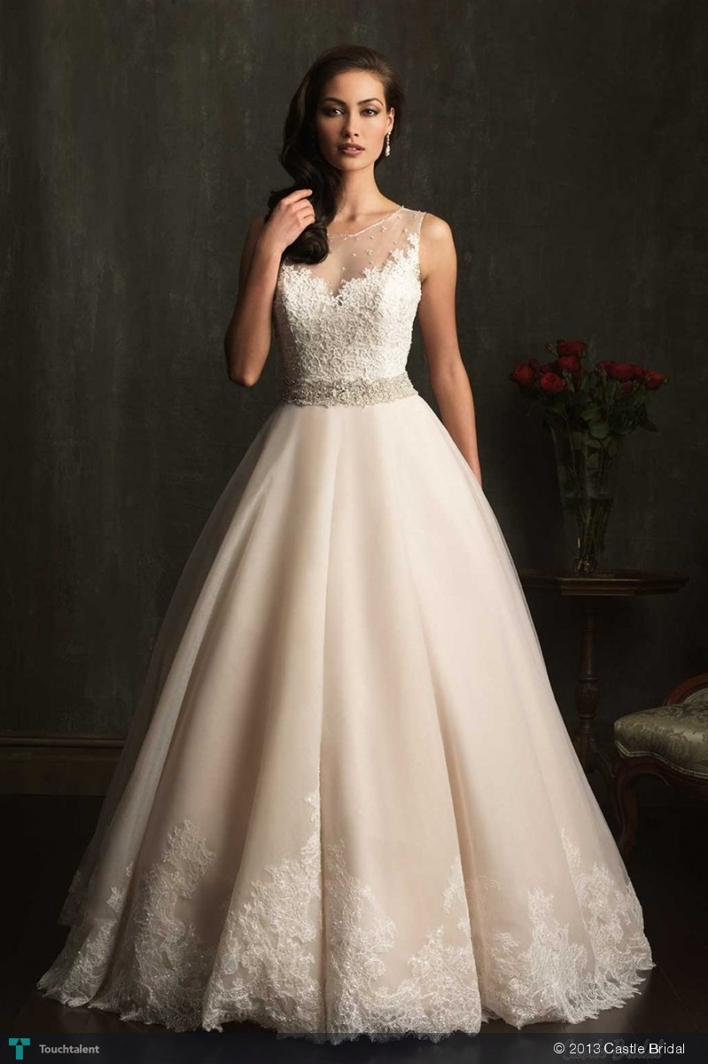 Plus Size Wedding Dresses In Fashion By Castle Bridal