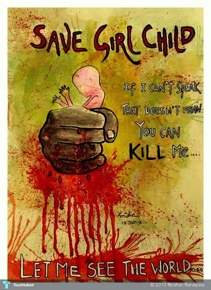 related pictures save girl child poster social awareness
