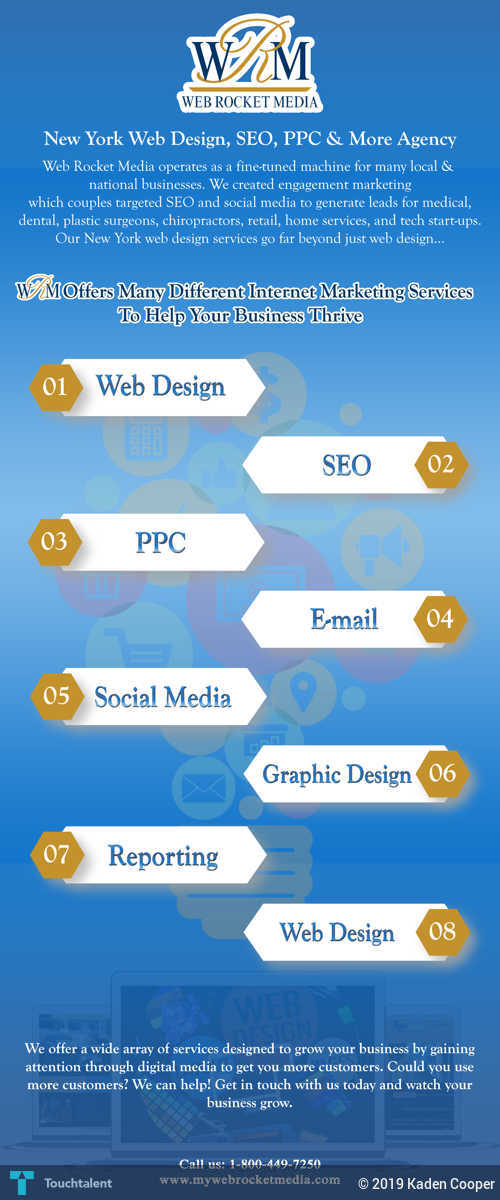 Seo Long Island Touchtalent For Everything Creative