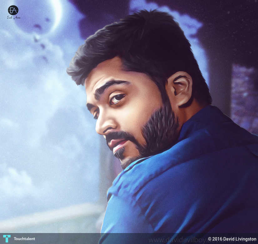STR Simbu | Touchtalent - For Everything Creative