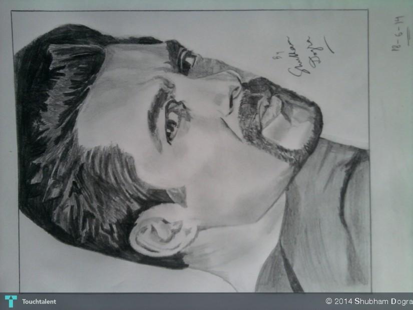 Salman Khan Sketch Wallpaper Salman Khan Pencil Sketch by