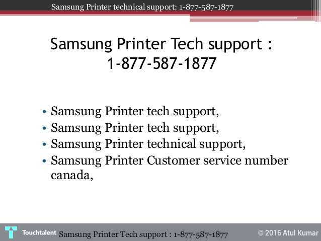 Samsung Printer Technical Support |8883655108| Phone Number