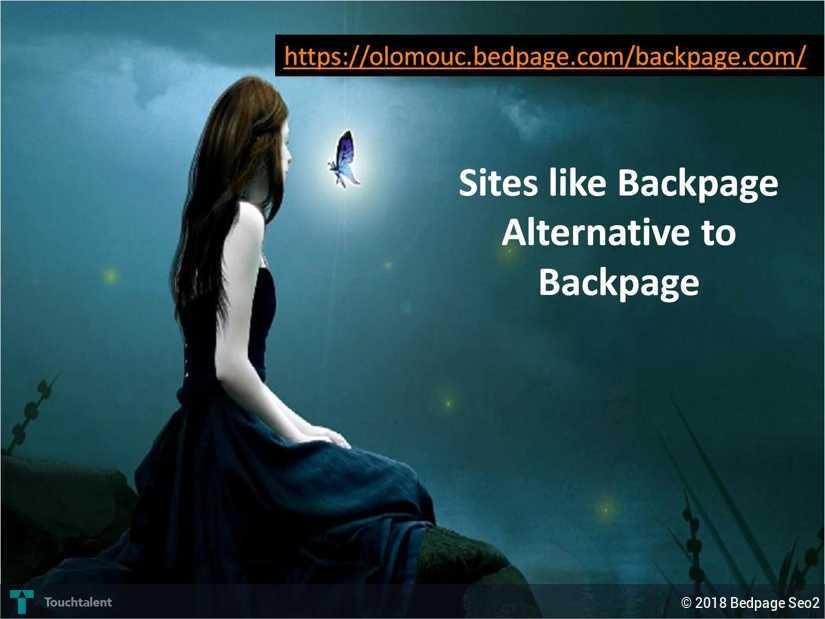 sites like backpage com