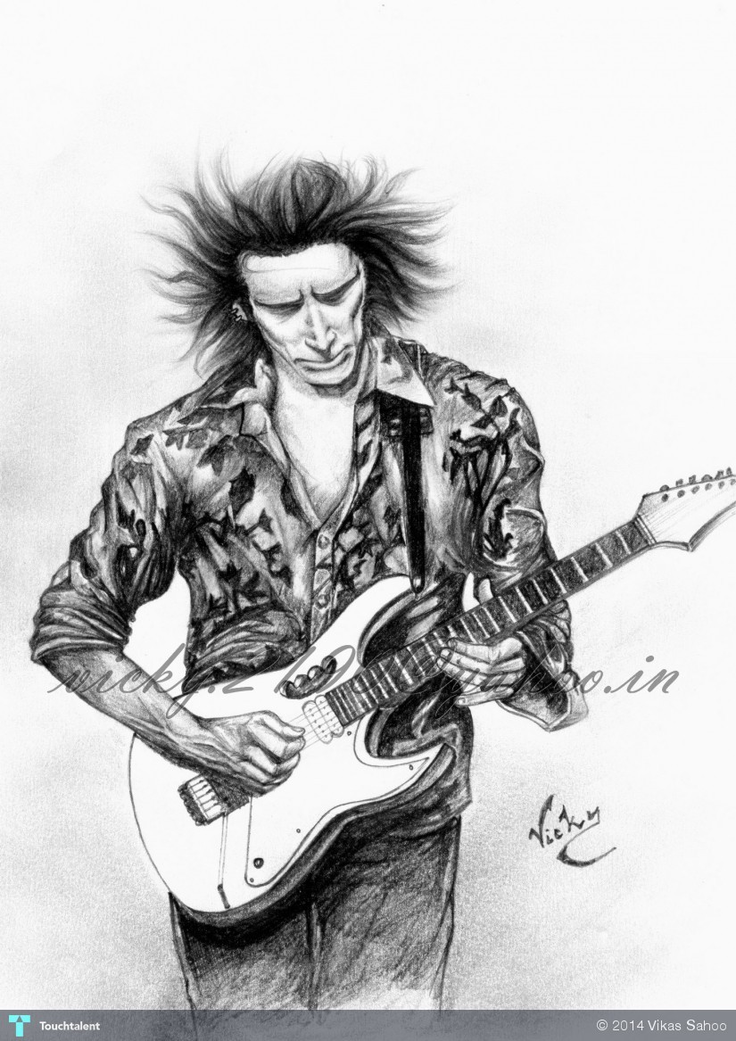 Steve Vai Touchtalent For Everything Creative