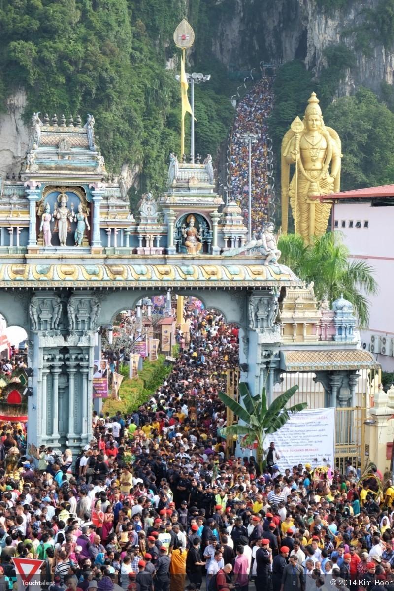 Thaipusam Prayers & Celebration in Photography