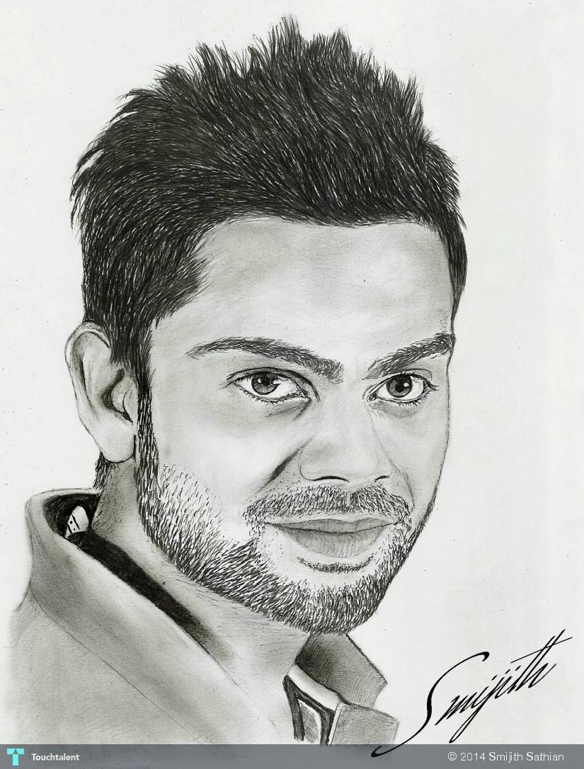 Virat Kohli Touchtalent For Everything Creative