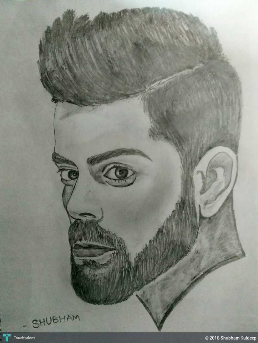 Virat Kohli Touchtalent For Everything Creative