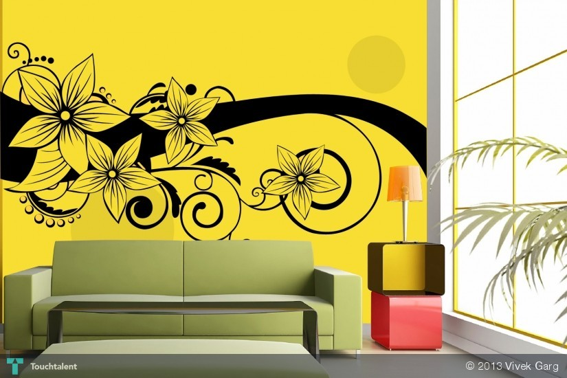 Wall Art Design Interior Design