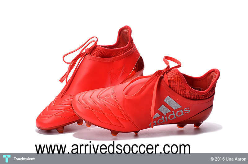 0c351d206d1 Adidas X 16+ Pure Chaos FG AG Solar Red Silver Metallic Hi-Res Red Soccer  Cleats with and -2 other -2 others