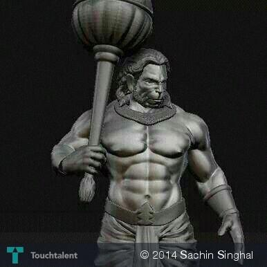 jai bajrang bali touchtalent for everything creative