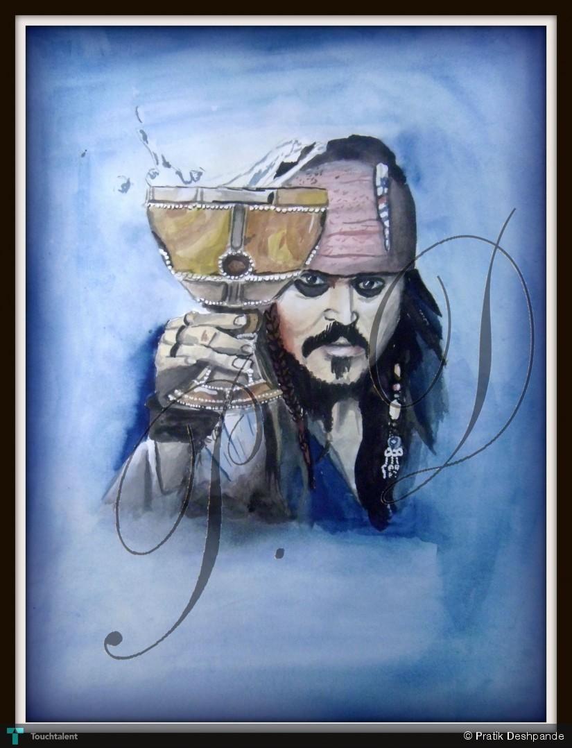 living legend..... by Pratik Deshpande in Painting. Posted on June 8 ...