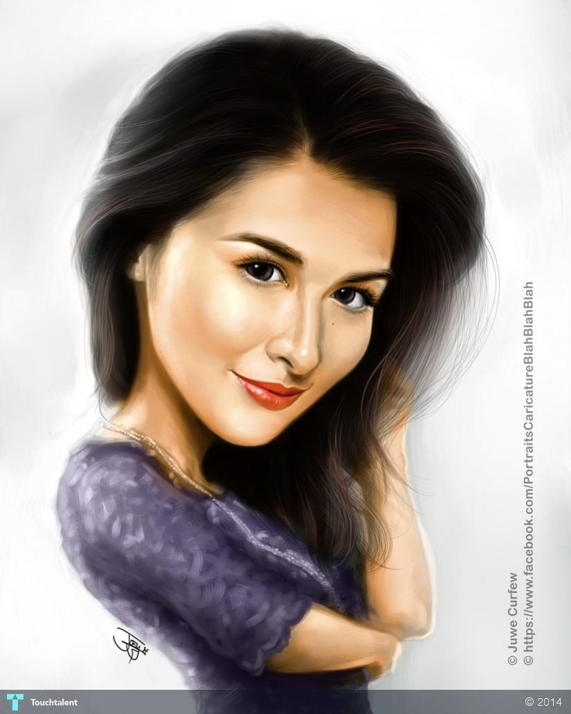 marian-rivera-caricature-268713 (1)