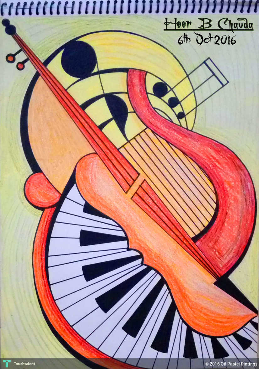 What is a musical painting
