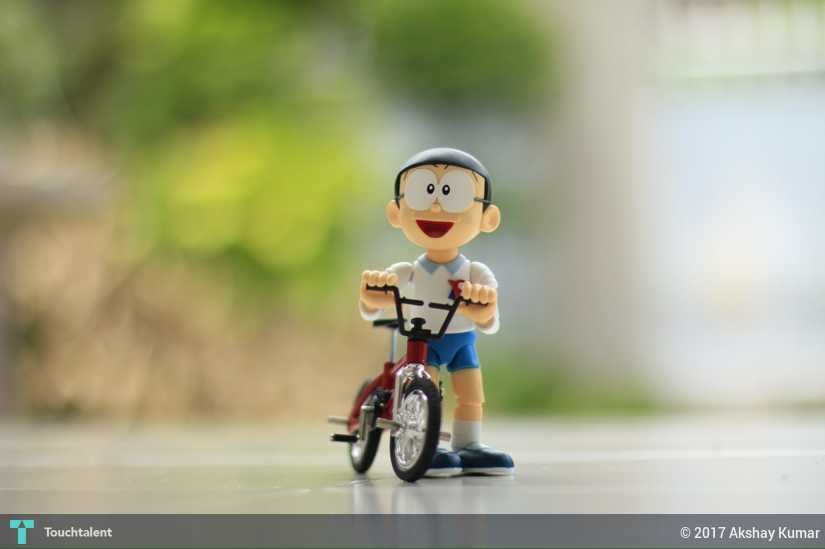 Nobita Touchtalent For Everything Creative