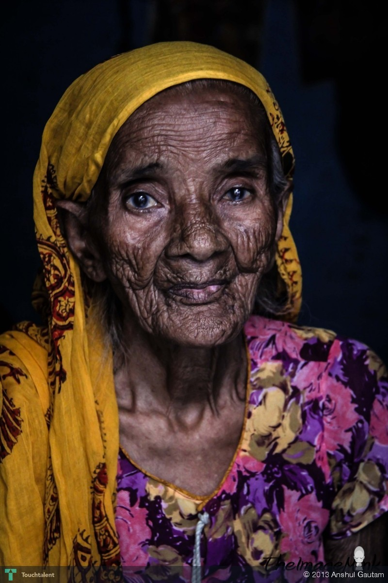 Old Face - Photography...