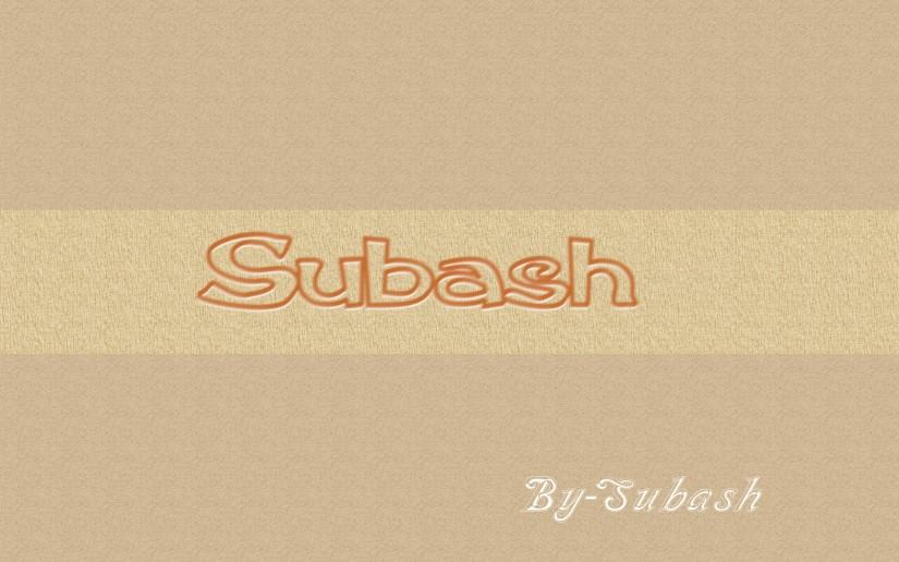 Photoshop text effect - Digital Art by Subash Karki at touchtalent 12205