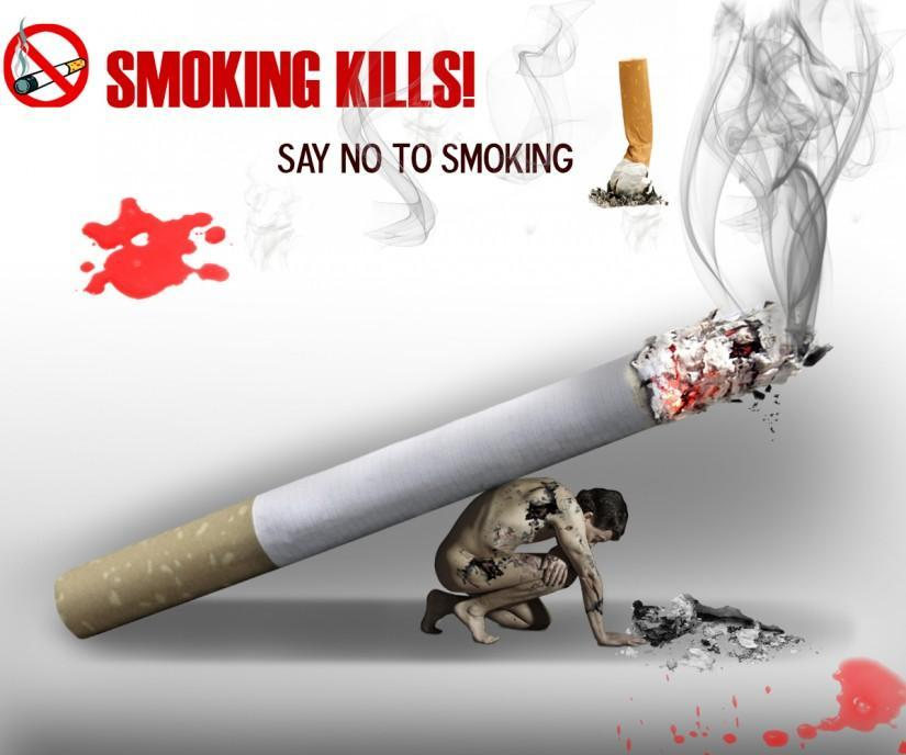 QUIT SMOKING - Digital Art by Iswarya Laxmi at touchtalent 4053